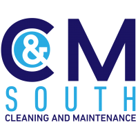 C & M South Cleaning & Maintenance Ltd Retina Logo